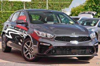 2020 Kia Cerato BD MY21 Sport+ Grey 6 Speed Sports Automatic Hatchback.