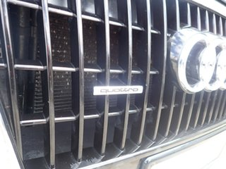 2012 Audi Q5 8R MY12 TDI S Tronic Quattro Grey Metallic 7 Speed Sports Automatic Dual Clutch Wagon.