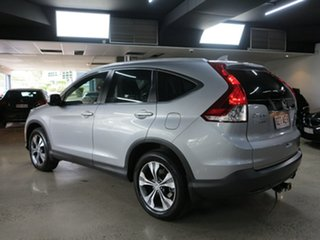 2014 Honda CR-V RM MY15 VTi 4WD Plus Silver 5 Speed Sports Automatic Wagon