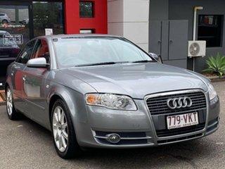 2006 Audi A4 B7 Multitronic Metallic Grey 7 Speed Constant Variable Sedan.
