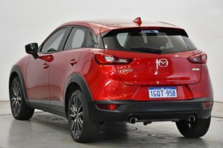 2017 Mazda CX-3 DK2W7A sTouring SKYACTIV-Drive Soul Red 6 Speed Sports Automatic Wagon