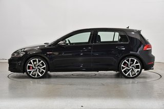 2019 Volkswagen Golf 7.5 MY19.5 GTI DSG Deep Black Pearl Effect 7 Speed Sports Automatic Dual Clutch.