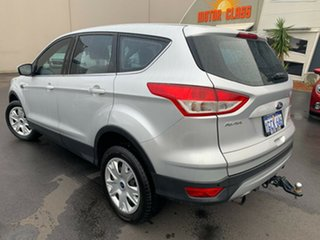 2016 Ford Kuga TF MY16 Ambiente AWD Silver 6 Speed Sports Automatic Wagon.