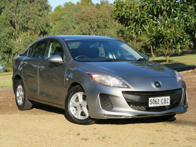 Used Mazda 3 BL10F2 MY13 Neo Activematic, 2013 Mazda 3 BL10F2 MY13 Neo Activematic Silver 5 Speed Sports Automatic Sedan