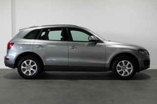 2009 Audi Q5 8R MY10 TFSI S Tronic Quattro Silver 7 Speed Sports Automatic Dual Clutch Wagon