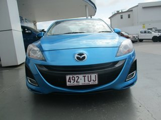 2010 Mazda 3 BL 10 Upgrade SP25 Blue 5 Speed Automatic Sedan