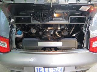 2010 Porsche 911 997 MY10 Targa 4S Abarth Grey 7 Speed Auto Dual Clutch Coupe
