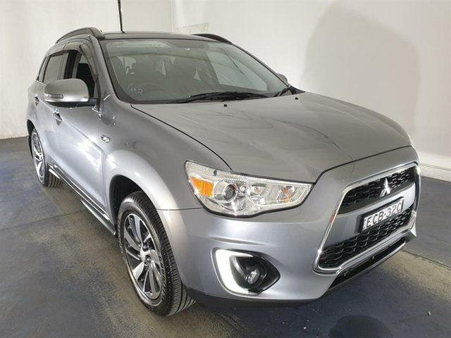 Used Mitsubishi ASX XB MY15 XLS, 2014 Mitsubishi ASX XB MY15 XLS Grey 6 Speed Sports Automatic Wagon