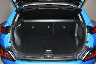 2018 Hyundai Kona OS.2 MY19 Highlander 2WD Blue Lagoon 6 Speed Sports Automatic Wagon