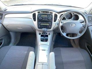 2005 Toyota Kluger CVX Silver Wagon