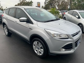 2016 Ford Kuga TF MY16 Ambiente AWD Silver 6 Speed Sports Automatic Wagon