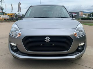 2019 Suzuki Swift AZ GL Navigator Silver 5 Speed Manual Hatchback
