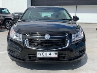 2016 Holden Cruze JH Series II MY16 Equipe Black 6 Speed Sports Automatic Sedan