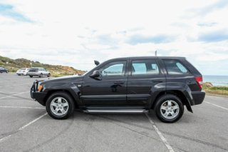 2006 Jeep Grand Cherokee WH MY2006 Laredo Black 5 Speed Automatic Wagon.