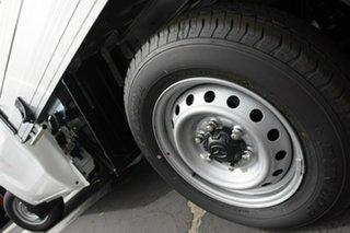 2020 Mazda BT-50 UR0YE1 XT 4x2 White 6 Speed Manual Cab Chassis