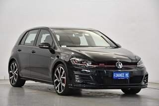 2019 Volkswagen Golf 7.5 MY19.5 GTI DSG Deep Black Pearl Effect 7 Speed Sports Automatic Dual Clutch