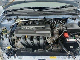 2005 Toyota Corolla ZZE122R 5Y Ascent Blue 5 Speed Manual Sedan