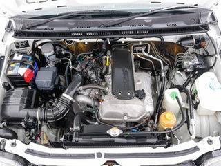 2013 Suzuki Jimny Sierra (4x4) White 4 Speed Automatic 4x4 Wagon