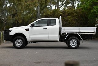 2018 Ford Ranger PX MkII 2018.00MY XL Hi-Rider White 6 Speed Sports Automatic Cab Chassis