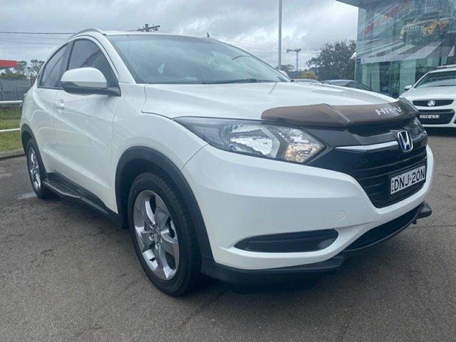 Used Honda HR-V MY17 Limited Edition, 2017 Honda HR-V MY17 Limited Edition White 1 Speed Constant Variable Hatchback