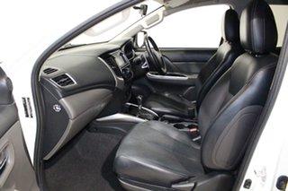 2016 Mitsubishi Triton MQ MY16 Exceed (4x4) White 5 Speed Automatic Dual Cab Utility