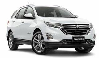 2020 Holden Equinox EQ MY20 LTZ FWD White 9 Speed Sports Automatic Wagon