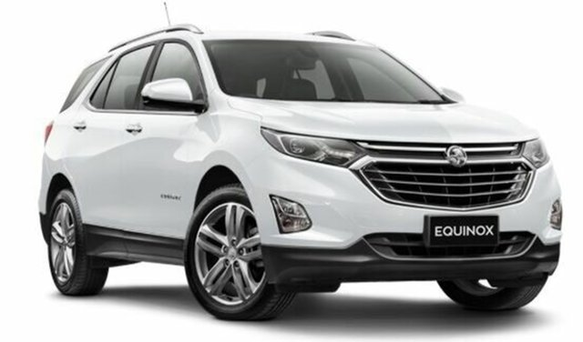 New Holden Equinox EQ MY20 LTZ FWD Atherton, 2020 Holden Equinox EQ MY20 LTZ FWD White 9 Speed Sports Automatic Wagon