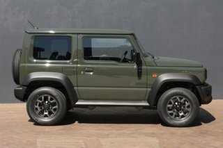 2020 Suzuki Jimny JB74 Jungle Green 5 Speed Manual Hardtop