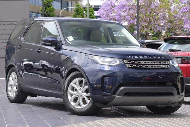 Demo Land Rover Discovery Series 5 L462 MY20 SE Newstead, 2019 Land Rover Discovery Series 5 L462 MY20 SE Portofino 8 Speed Sports Automatic Wagon