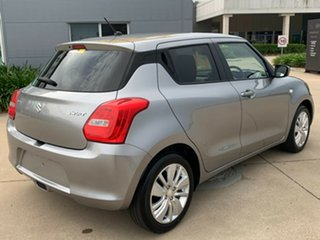 2019 Suzuki Swift AZ GL Navigator Silver 5 Speed Manual Hatchback.