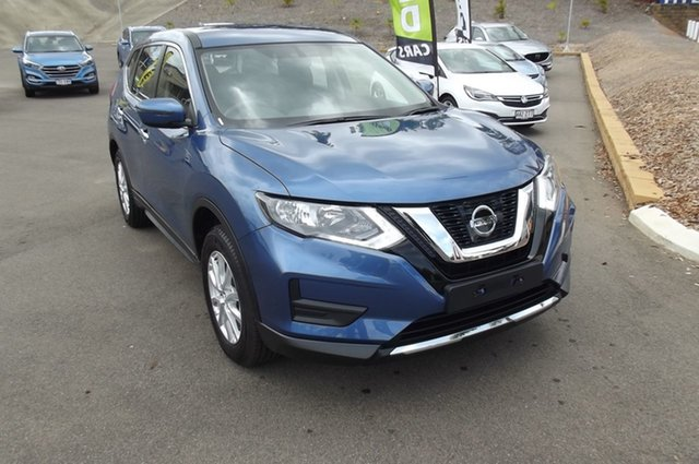 Used Nissan X-Trail T32 Series III MY20 ST X-tronic 2WD South Gladstone, 2020 Nissan X-Trail T32 Series III MY20 ST X-tronic 2WD Blue 7 Speed Constant Variable Wagon