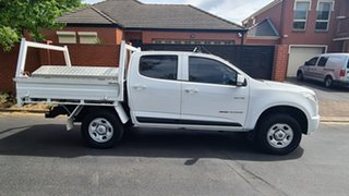 2013 Holden Colorado RG MY13 LX Crew Cab 5 Speed Manual Utility.