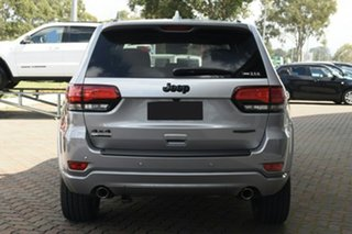 2020 Jeep Grand Cherokee WK MY20 Night Eagle Billet Silver 8 Speed Sports Automatic Wagon