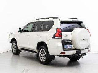 2017 Toyota Landcruiser Prado GDJ150R MY17 VX (4x4) White 6 Speed Automatic Wagon