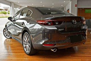 2019 Mazda 3 BP2SL6 G25 SKYACTIV-MT Evolve Grey 6 Speed Manual Sedan.