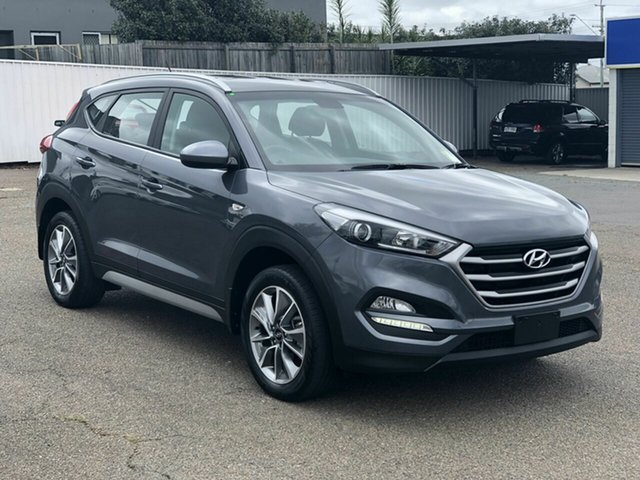 Used Hyundai Tucson TL MY18 Active X 2WD, 2018 Hyundai Tucson TL MY18 Active X 2WD Grey 6 Speed Sports Automatic Wagon