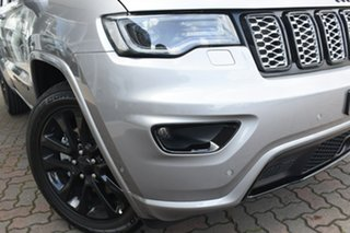 2020 Jeep Grand Cherokee WK MY20 Night Eagle Billet Silver 8 Speed Sports Automatic Wagon.