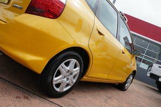 2006 Honda Jazz Upgrade GLi Yellow 5 Speed Manual Hatchback