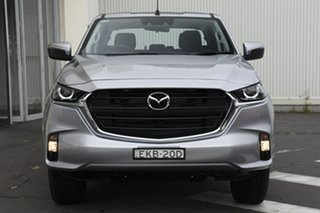 2020 Mazda BT-50 TFS40J XT Silver 6 Speed Sports Automatic Utility