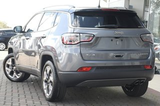 2020 Jeep Compass M6 MY20 Limited Grey Magnesio 9 Speed Automatic Wagon.