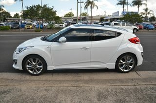 2016 Hyundai Veloster FS4 Series 2 SR Turbo + White 6 Speed Manual Coupe