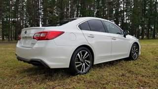 2019 Subaru Liberty B6 MY19 2.5i CVT AWD White 6 Speed Constant Variable Sedan