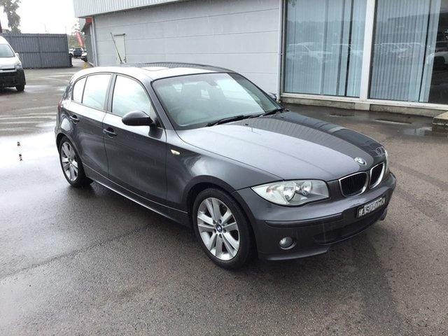 Used BMW 120i E87 120i, 2004 BMW 120i E87 120i Grey 6 Speed Automatic Hatchback