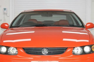 2002 Holden Monaro V2 CV8 Red 4 Speed Automatic Coupe