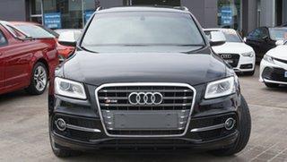 2014 Audi SQ5 8R MY14 TDI Tiptronic Quattro Black 8 Speed Sports Automatic Wagon.