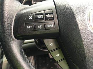 2011 Mazda 6 GH1052 MY12 Touring Grey 5 Speed Sports Automatic Sedan