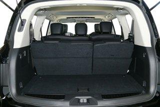 2021 Nissan Patrol Y62 MY21 TI-L Gun Metallic 7 Speed Sports Automatic Wagon
