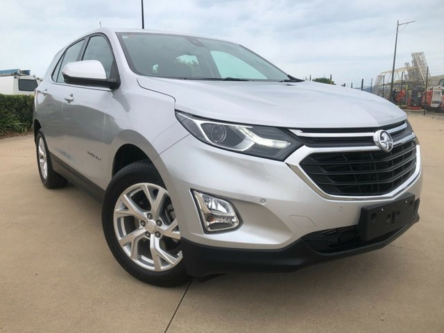Used Holden Equinox EQ MY18 LT FWD Townsville, 2018 Holden Equinox EQ MY18 LT FWD Silver 6 Speed Sports Automatic Wagon