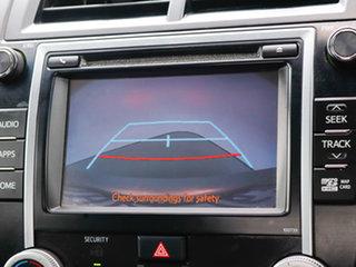2017 Toyota Camry ASV50R MY16 Altise Silver 6 Speed Automatic Sedan
