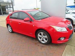 2011 Holden Cruze SRi Red Automatic Hatchback